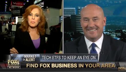 ETF Trends Publisher Tom Lydon: Top Tech ETFs to Watch