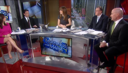 ETF Trends' Tom Lydon on Mornings with Maria: 2018 Investing Opportunities