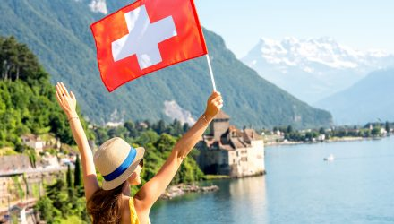 Switzerland ETF Runs to Record Highs