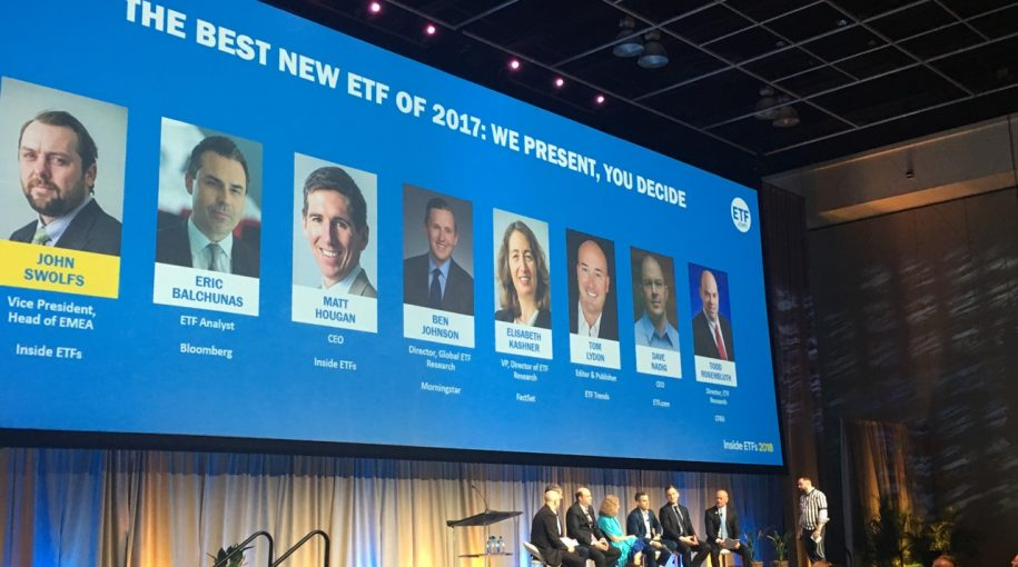 The Best New ETF of 2017 Was…