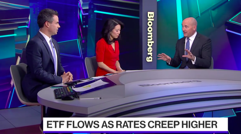 ETF Trends' Tom Lydon Chats Robotics on Bloomberg ETF IQ