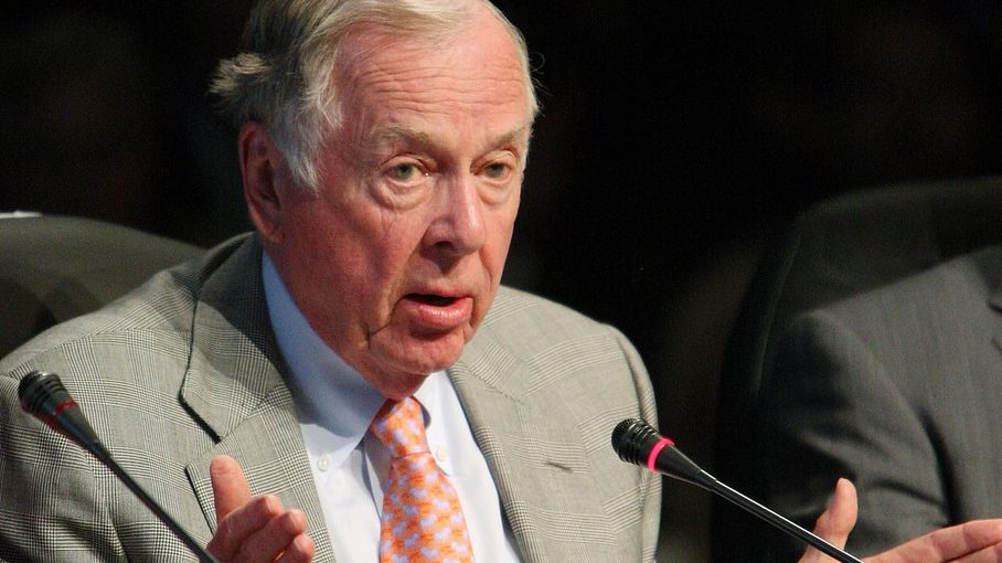 An ETF That Could Give T. Boone Pickens a Run for His Money