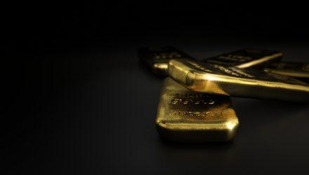 ETFs Steady Gold Demand in 2017