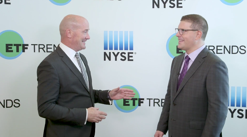 How Blockchain ETF Theme Could Rival the Internet