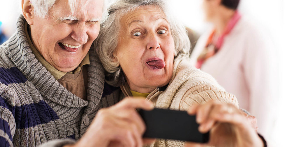 Believe it or not: Older Adults WANT to use Technology!