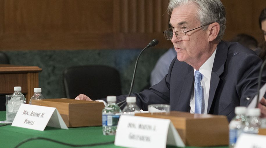Powell: ETFs Had No Part in Recent Volatility