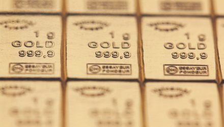 Precious Metals ETFs Augment Portfolio Efficiency