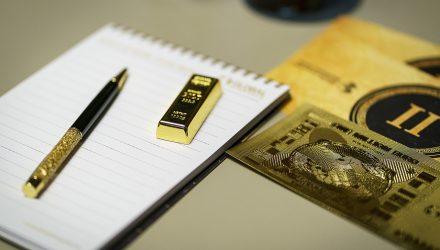 A Mixed February for Gold ETF Assets