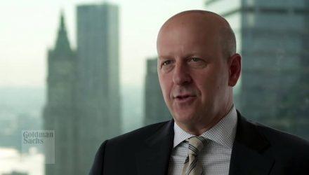 David Solomon Named Goldman Sachs President