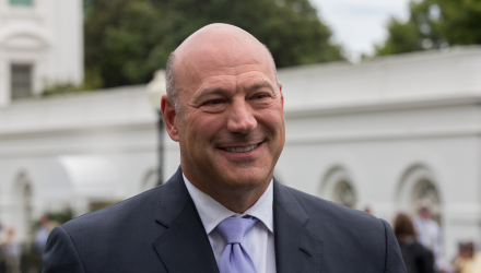 Dow, SPY Down as Trump Economic Adviser Gary Cohn Resigns