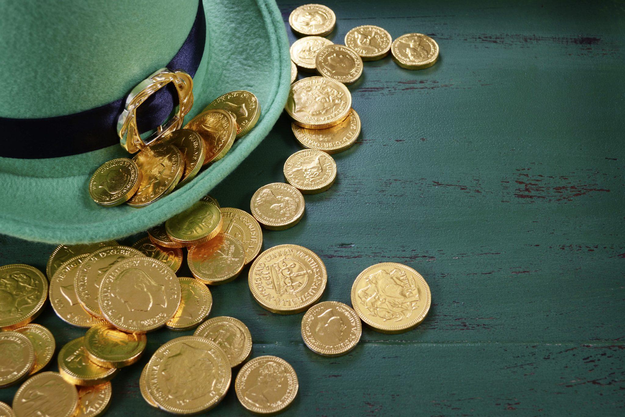 Gold Invest ETF Leprechauns