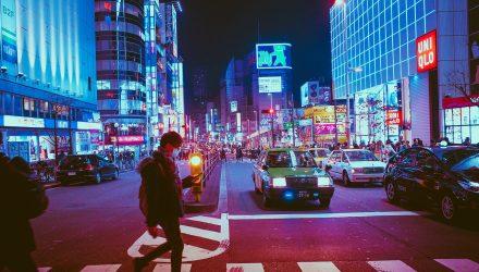 Giant Japan ETF Attracts Billion Dollar Flows