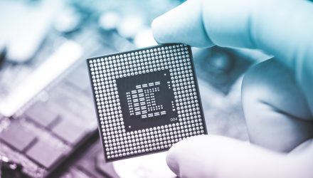 Semiconductor ETF Races to New Highs