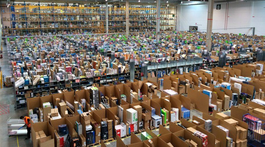 5 ETFs with Amazon Up and Trump Isn't Happy