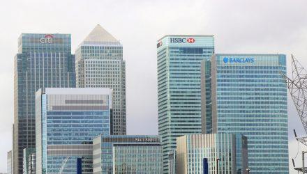 Banks, Financial ETFs Await Earnings Season