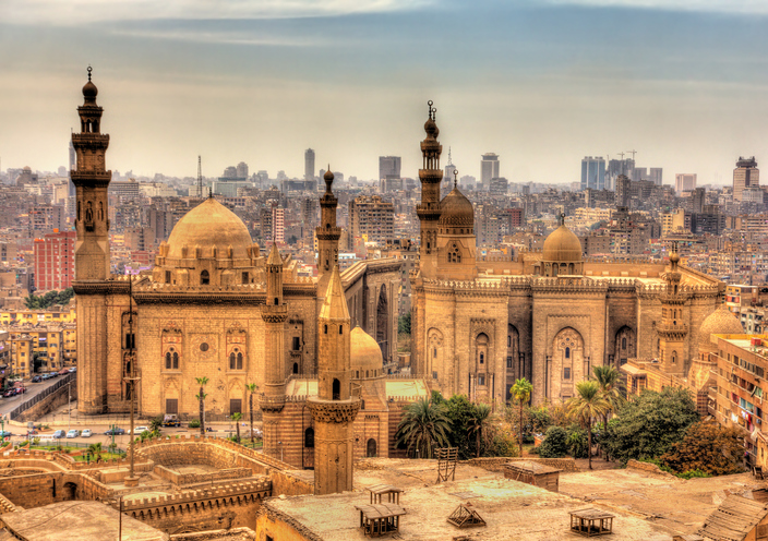 Egypt ETF Quietly Rises 14.4% in Past Month