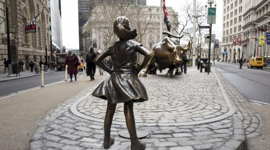 'Fearless Girl' to Stare Down Stock Exchange, Not Bull, By Year-End