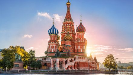 Russia ETFs Attract Flows Despite Sanctions