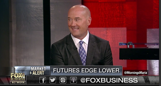 Lydon on Mornings With Maria: Look to Emerging Markets
