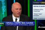 Why Kevin O'Leary Likes Smalls Caps Right Now
