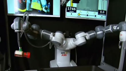 Robots on the Rise at TechCrunch