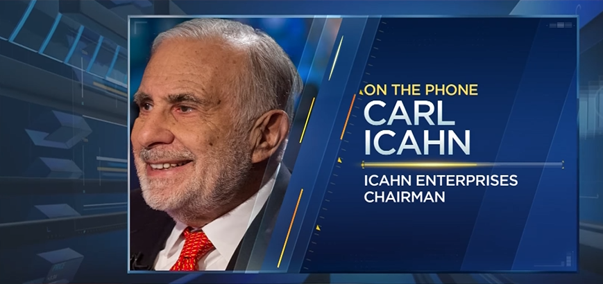 Carl Icahn and SandRidge Energy Directors Trade Barbs