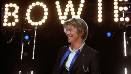 David Bowie's Financial Innovation: Bond Royalties