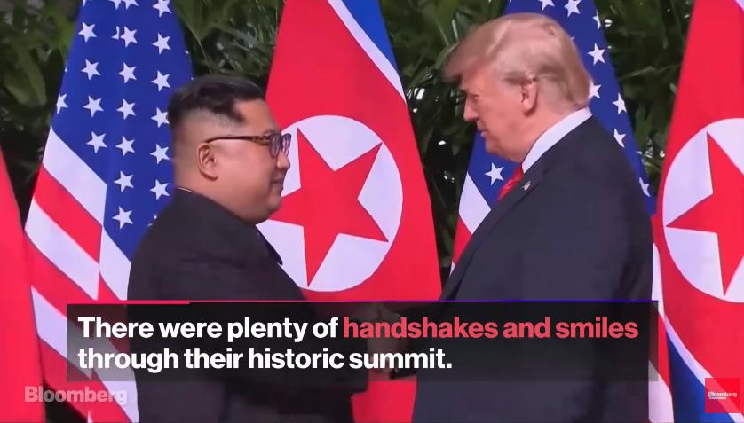 Donald Trump-Kim Jong Un Summit in 60 Seconds