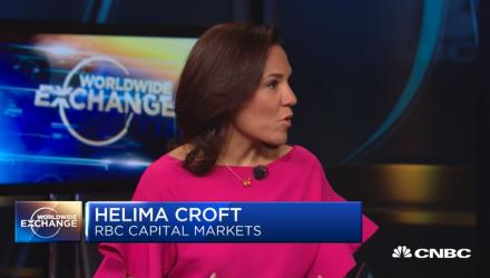 Helima Croft on Disrupting Iran's Petroleum Exports