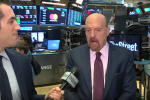 Jim Cramer Says Negative Market News Overblown