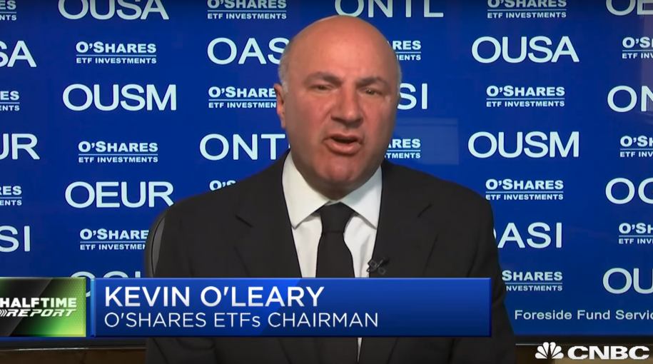 Kevin O'Leary: Singapore Summit Is Woodstock Event