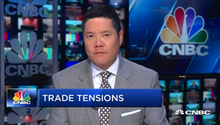Trade Wars Drag Dow Down 200 Points at Open