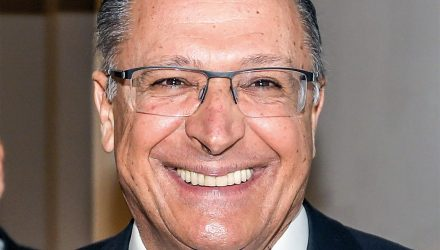 Brazil ETFs Surge as Center Parties Back Geraldo Alckmin