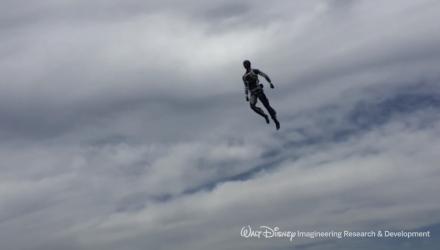 Disney Unveils Stuntronics: Robot Aerial Acrobats