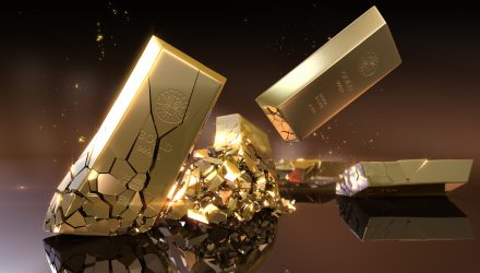 Gold ETF Holdings Decline in June