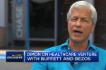 Health Care Venture is Long-Term Plan, Says Jamie Dimon