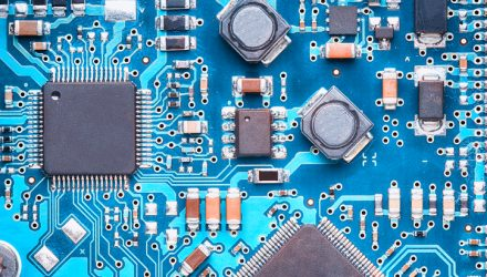 Intel Drags on Semiconductor ETFs
