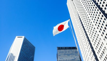 Japan ETFs Strengthen as BOJ Reins in Loose Monetary Policy