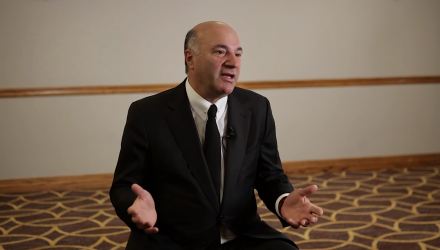 Kevin O'Leary on Losing Battles, Winning Wars