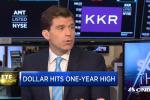 U.S. Dollar Hits One-Year High