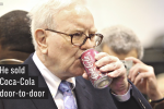 Warren Buffett's Early Side Hustles: Chewing Gum, Stamps, and Coca-Cola