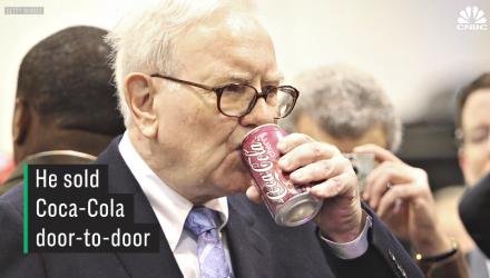 Warren Buffett's Early Side Hustles: Chewing Gum, Stamps & Coca-Cola