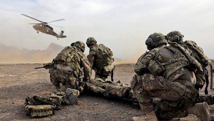 Are Military Robots the Future of Warfare?