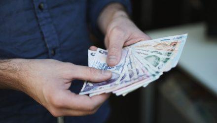 Banks Drag Europe ETFs Down on Turkey Uncertainty