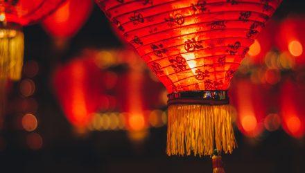 China ETFs Climb as Central Bank Backs Stronger Yuan Currency