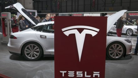 Saudi Interest in Tesla Could Help 'KSA' ETF