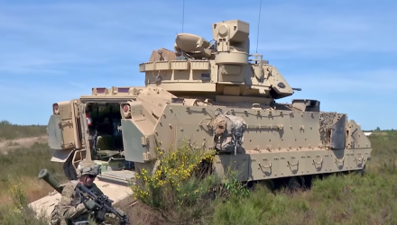 How AI Could Keep U.S. Army Vehicles Ready for Action
