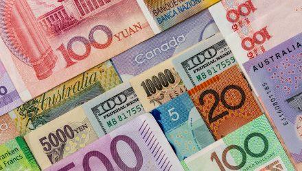 Japanese Yen ETF Keeps Up with Dollar Strength