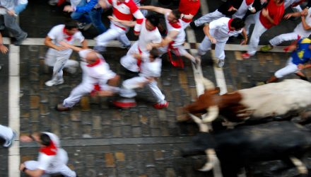One Way to Stop a Raging Bull Market: Rising Rates