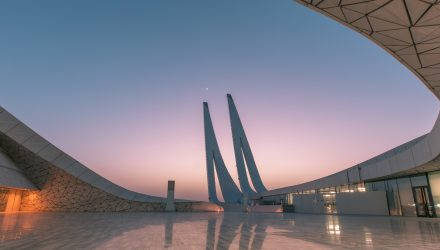 Qatar ETF Is Strengthening on Improving Sentiment